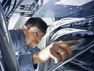 Servicio de redes y control de acceso